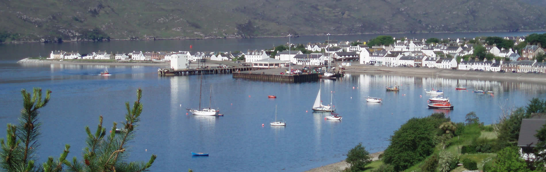 Dunvegan Holiday House Ullapool