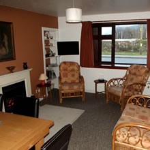 Dunvegan Holiday House Ullapool Reception