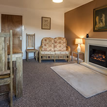 Dunvegan Holiday House Ullapool Reception Room